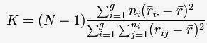 Penjelasan dan Teori Uji Kruskal Wallis H