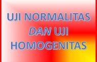 Perbedaan Uji Normalitas dan Homogenitas