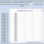 dateid hasil import data panel dari excel ke eviews