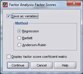 Score Faktor