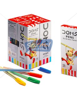 Doms DF Ball Pens by StatMo.in