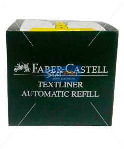 Faber Castell Textliner Ink Automatic Refill by StatMo.in