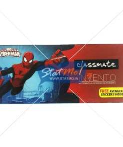 Classmate Invento Spiderman Mathematical Drawing Instruments Box by StatMo.in