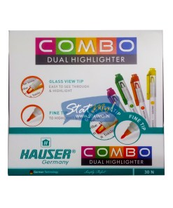Hauser Combo Hi-Lighter by StatMo.in