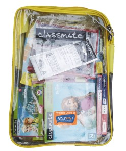 Classmate Combo Bag Stationery Kit by StatMo.in