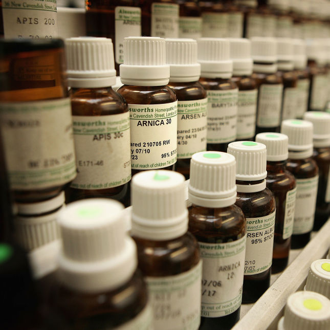 Reject the pseudoscience of homeopathy - STAT