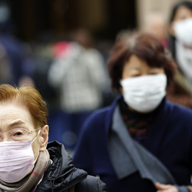 Novel virus tied to Chinese outbreak found in Japan, as 2nd death ...