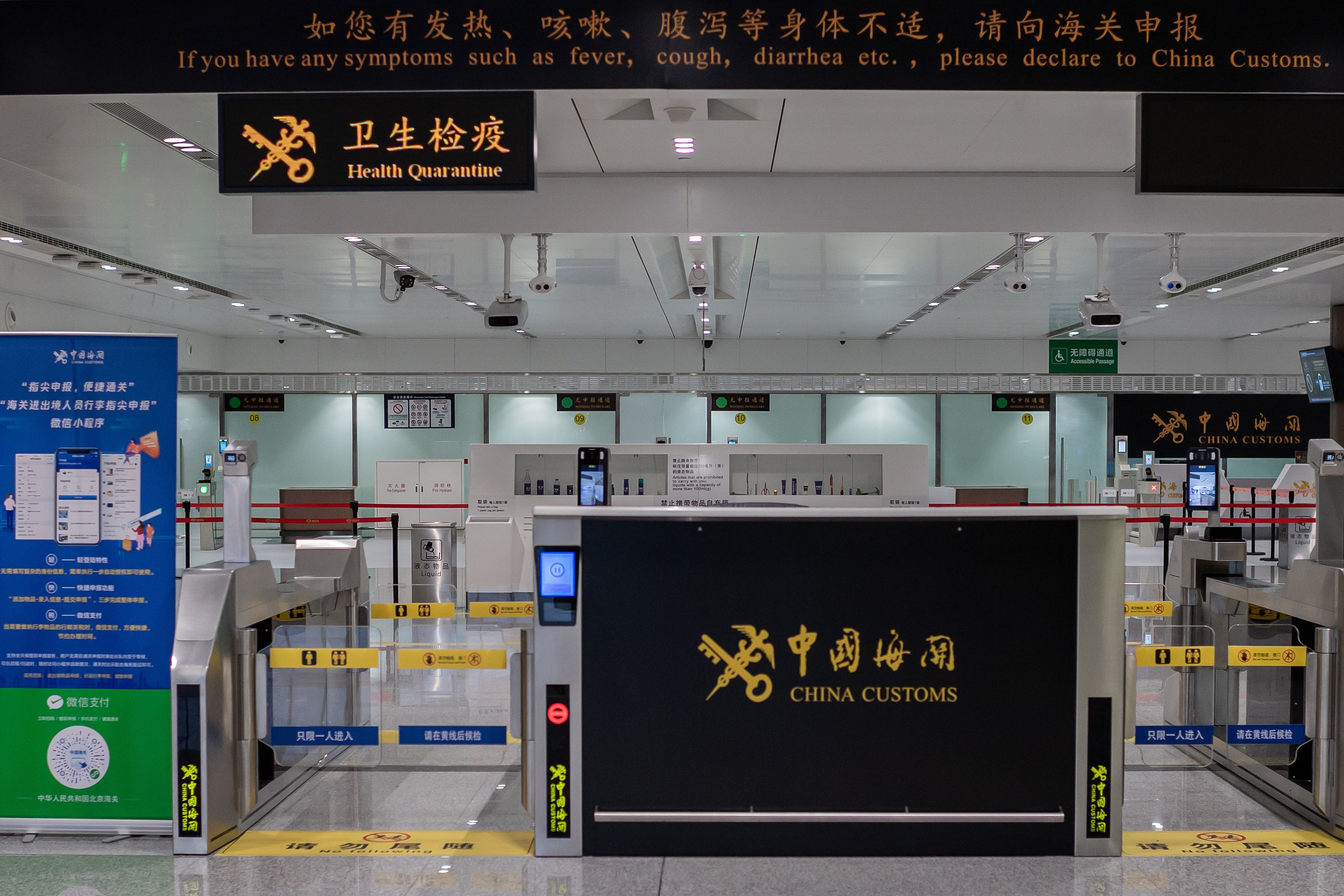 U.S. bans travel from China by foreign nationals amid coronavirus ...