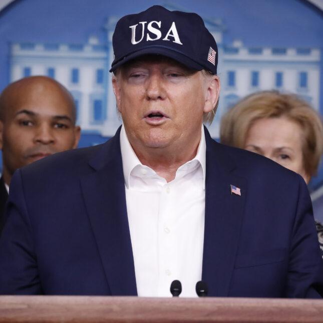 Trump expands coronavirus travel ban, hints at domestic restrictions