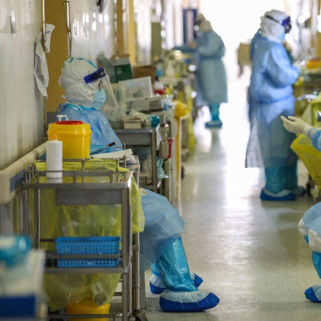 Lower death rate estimates for coronavirus provide glimmer of hope ...