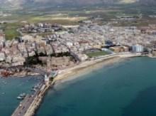 Manfredonia foto aerea (image by Luigi Rignanese)