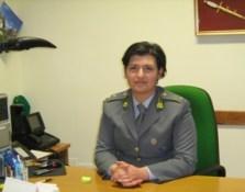 Guardia Finanza di Manfredonia, tenente F.Pisaniello