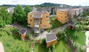 Abitazioni Friburgo (immagine by statics)