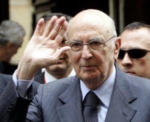 Giorgio Napolitano, immagine d'archivio (SinistraDemocratica)
