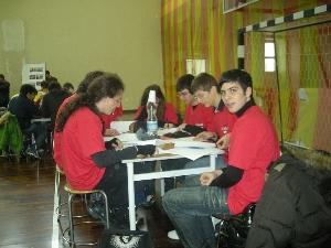 Ragazzi del Liceo Scientifico di Manfredonia in visita al Mat di Foggia