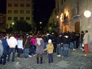 Manfredonia, corso Manfredi (Giovedì Grasso - 11 2 2010)