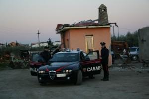 Carabinieri Cerignola (immagine d'archivio)