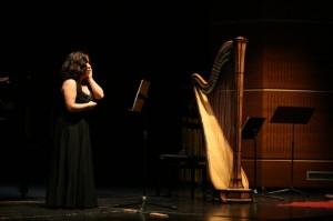 Il soprano di Manfredonia Raffaella Palumbo