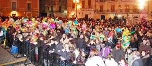 Piazza del Popolo a festa