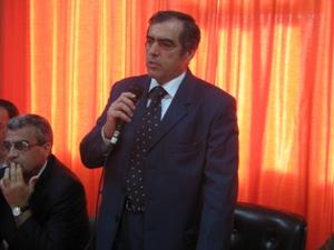 L'assessore Vito Guerrera
