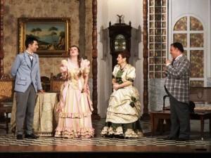 Manfredonia, Gap, Teatro in vernacolo (Stato)