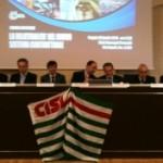 Congresso Cisl 'bilateralità' (Stato)