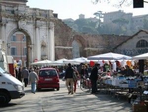 Mercatini e venditori ambulanti