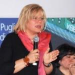 La vice presidente della Regione Puglia Loredana Capone contesta la manovra governativa (immagine d'archivio)