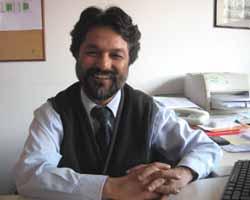 Il professore D.Pant, atteso il 28 maggio a Manfredonia