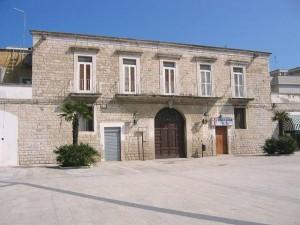Palazzo baronale Zezza