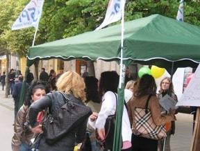 Protesta operatrici Asili Nido di Foggia (copyright Stato)
