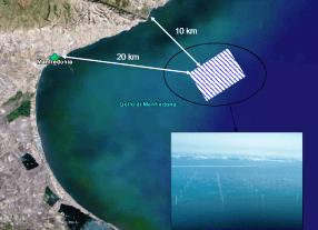 Progetto eolico nel Golfo di Manfredonia