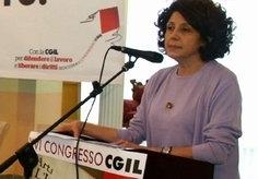 Segretaria provinciale Cgil, Mara de Felici