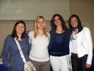 Il convegno di Manfredonia, le organizzatrici del progetto (image Stato)