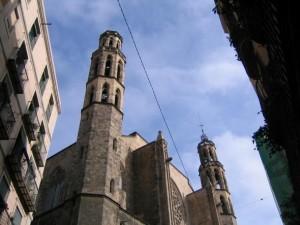 Santa Maria del Mar, Barcelona (it.barcelona.com)