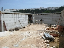 L'immobile posto sotto sequestro a Peschici (immagine d'archivio)