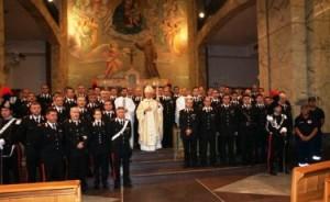La cerimonia svoltasi nella chiesa Santa Maria delle Grazie a San Giovanni Rotondo