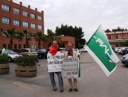 ScioperoCisl Foggia (image N.Saracino)