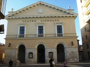 Prevista ma ancora nessuna data ufficiale per la riapertura del Teatro Giordano di Foggia (image N.Saracino)