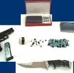 armi,pistola e droga sequestrate  Bari