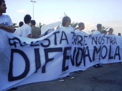 Un momento della manifestazione (image L.Piemontese)