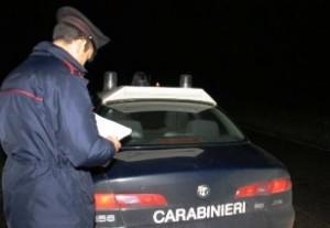 Controlli dei Carabinieri a Manfredonia (imm.d'archivio)