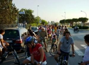 Gruppo Bell-Bell in bicicletta