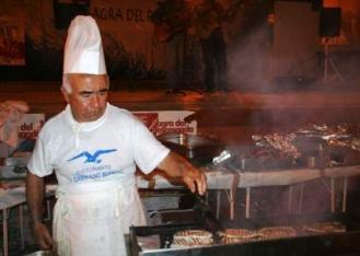 A Manfredonia la sagra del pesce 'Mangiamare'