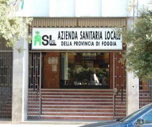 Entrata uffici Asl Foggia (image: Teleradioerre)