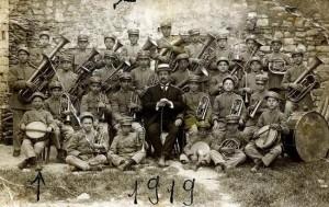 1919, la banda di Celenza (ST)