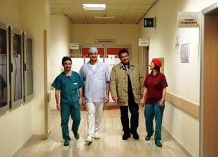 Piano di riordino ospedaliero, relazione Marino (St)