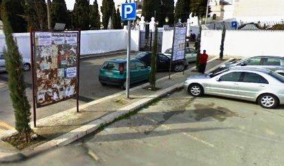 Parcheggio cimitero di Manfredonia (esterno, archivio. Copyright STATO)