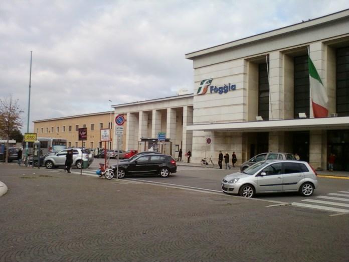 Stazione di Foggia (st@) IMMAGINE D'ARCHIVIO