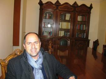 Giuseppe La Torre, attuale assessore alla cultura e allo sport del Comune di Manfredonia